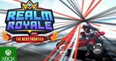 Realm Royale - Battle Pass : The Next Frontier