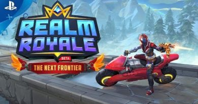 Realm Royale - Battle Pass 3: The Next Frontier | PS4