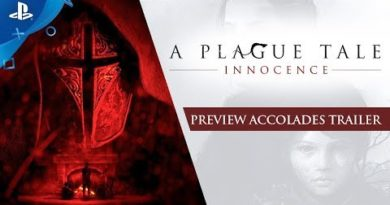 A Plague Tale: Innocence - Preview Accolades Trailer | PS4