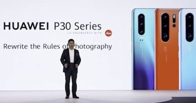 Watch the highlights from the #HUAWEIP30 Series Global Launch