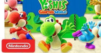 Yoshi's Crafted World - Launch Trailer - Nintendo Switch