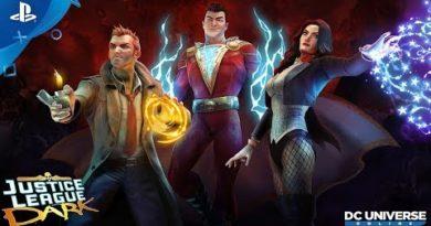 DC Universe Online - New Event & Episode: Justice League Dark   PS4