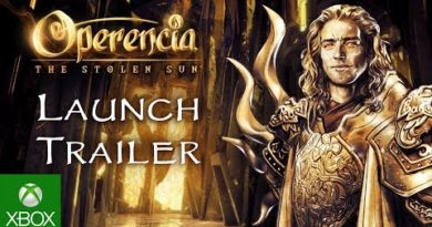 Operencia: The Stolen Sun | Launch Trailer | Download Now!