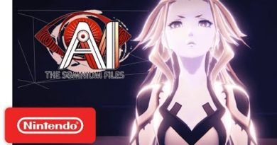 AI: The Somnium Files - Limited Edition Reveal - Nintendo Switch