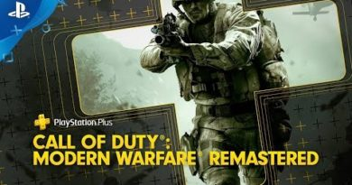 PlayStation Plus: Free PS4 Games Lineup March 2019 - Call of Duty: Modern Warfare Remastered | PS4