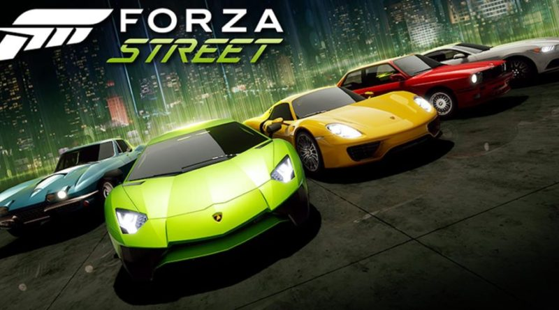 Announcing 'Forza Street' – available today for Windows 10