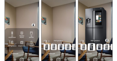 How to Use AR on the Galaxy S10 to Find the Perfect Appliances for Your Home