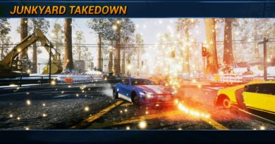Dangerous Driving Brings Aggressive Racing Back to Xbox One