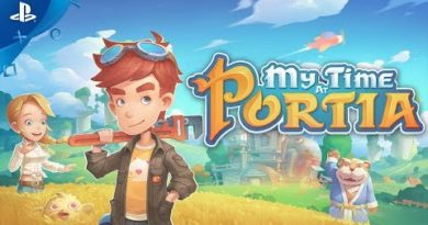 My Time At Portia - Preorder Trailer | PS4