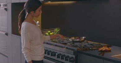Samsung Chef Collection: Pro Range & Pro Hood