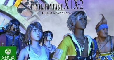 FINAL FANTASY X/X-2 HD Remaster   Tidus and Yuna