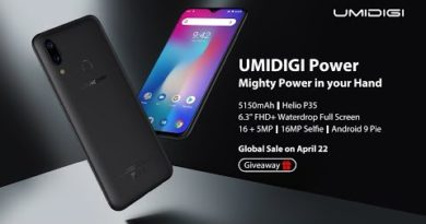 Introducing UMIDIGI Power and Giveaway!