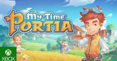 My Time At Portia - Launch Trailer