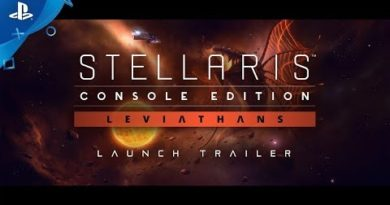 Stellaris: Console Edition - Leviathans Story Pack: Launch Trailer | PS4