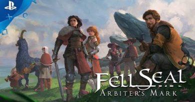 Fell Seal: Arbiter's Mark - Preorder Trailer | PS4