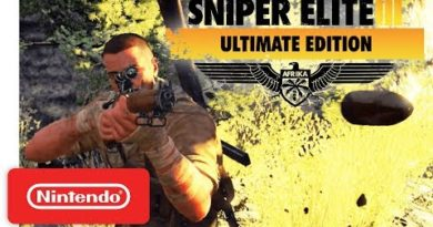 Sniper Elite 3 - Reveal Trailer - Nintendo Switch