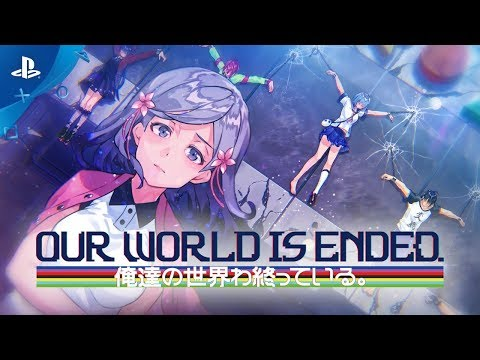 Our World Is Ended - Launch Trailer | PS4