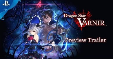 Dragon Star Varnir - Preview Trailer   PS4
