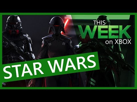 This Week on Xbox   Star Wars, Xbox Game Pass Ultimate, Xbox One S All Digital Edition