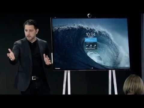 Microsoft Surface Hub 2S Event Recap