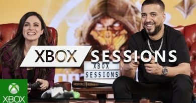 French Montana Serves Up Bone-Crushing Moves in Mortal Kombat 11   Xbox Sessions
