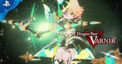 Dragon Star Varnir - Battle System Trailer | PS4