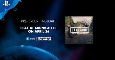Days Gone - Countdown to Launch | PlayStation Store