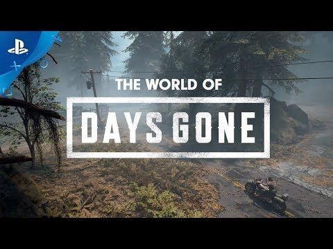 The World of Days Gone | PS4
