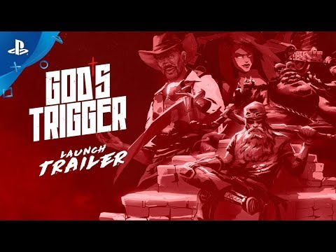 God's Trigger - Launch Trailer | PS4