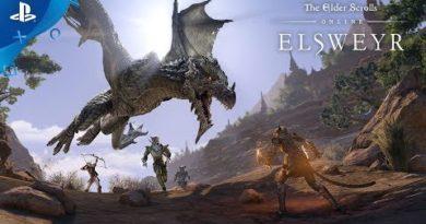 The Elder Scrolls Online: Elsweyr - Zone Trailer   PS4