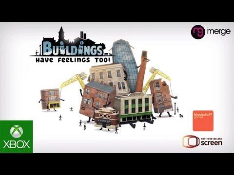 Buildings Have Feelings Too! Reveal Trailer