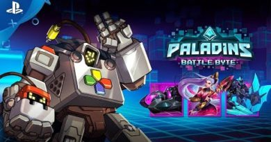 Paladins - Go Retro with the Battle Byte Battle Pass!   PS4