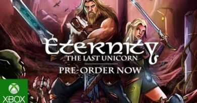 Eternity: The Last Unicorn - Pre-orders Trailer