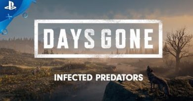Days Gone - Infected Predators | PS4