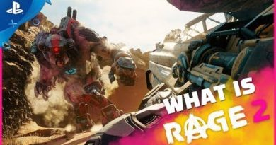 Rage 2 - What is Rage 2 Trailer   PS4