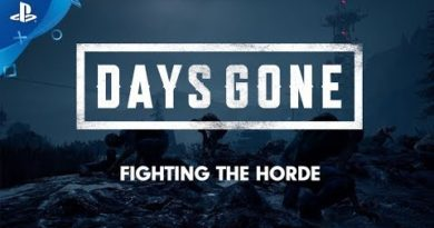 Days Gone - Fighting the Horde | PS4