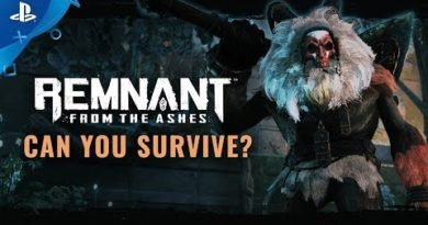 """Remnant: From the Ashes - """"Can You Survive?"""" Trailer 
