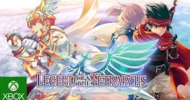 Legend of the Tetrarchs - Xbox One Official Trailer
