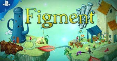 Figment - Announcement Trailer | PS4
