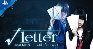Root Letter: Last Answer - Announcement Trailer   PS4