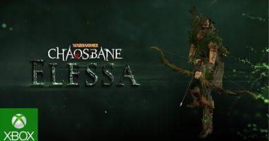 Warhammer: Chaosbane - Wood Elf Scout Gameplay