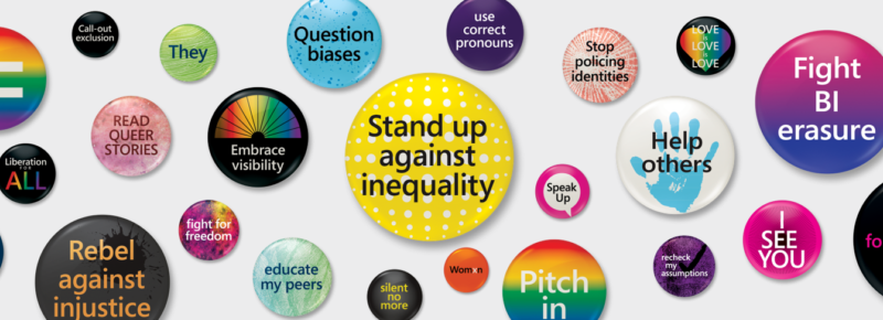 Microsoft celebrates Pride, takes action for equity and visibility