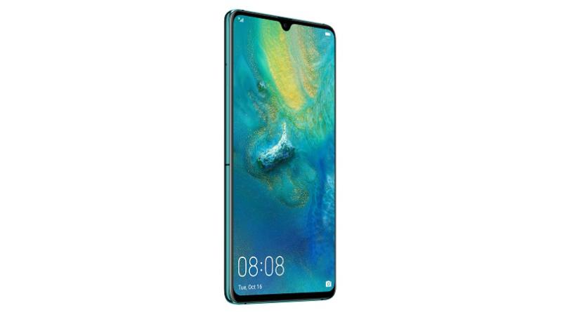 O2 to stock Huawei Mate 20 X 5G
