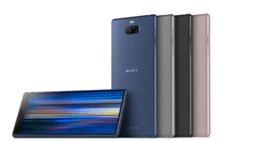 Meet the Makers: The team behind the sleek and slender design of the Xperia 10 and Xperia 10 Plus