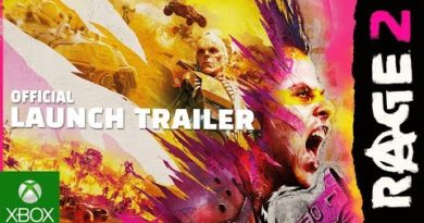 RAGE 2: Story Rewind - Official Launch Trailer