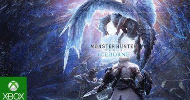 Monster Hunter World: Iceborne - Gameplay Reveal Trailer
