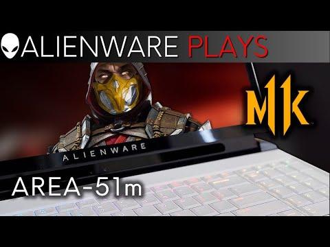 Alienware Area-51m Gaming Laptop - Mortal Kombat 11 Giveaway & Gameplay (RTX 2080)