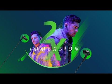Double the Immersion | Razer Hammerhead Duo