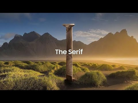 2019 The Serif |Samsung