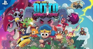 The Swords of Ditto - Mormos Curse | PS4